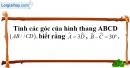 Bài 11 trang 81 SBT toán 8 tập 1
