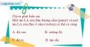 Bài 11.6, 11.7 trang 29 SBT Vật Lí 12