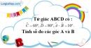 Bài 1.2 phần bài tập bổ sung trang 81 SBT toán lớp 8 tập 1