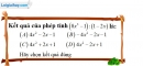 Bài 12.1 phần bài tập bổ sung trang 13 SBT toán 8 tập 1