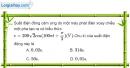 Bài 12.6 trang 34 SBT Vật Lí 12