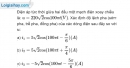 Bài 12.7 trang 34 SBT Vật Lí 12