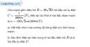 Bài 14.10 trang 40 SBT Vật Lí 12