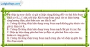 Bài 14.8, 14.9 trang 40 SBT Vật Lí 12