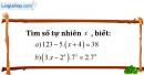 Bài 198 trang 31 SBT toán 6 tập 1