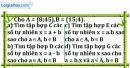 Bài 205 trang 32 SBT toán 6 tập 1