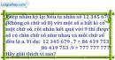Bài 206 trang 32 SBT toán 6 tập 1