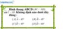 Bài 2.1 phần bài tập bổ sung trang 82 SBT toán 8 tập 1