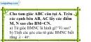 Bài 24 trang 83 SBT toán 8 tập 1