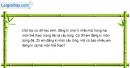 Bài 2.8 trang 73 SBT đại số và giải tích 11