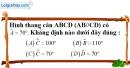 Bài 3.1 phần bài tập bổ sung trang 83 SBT toán 8 tập 1