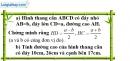 Bài 32 trang 83 SBT toán 8 tập 1