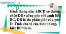 Bài 33 trang 83 SBT toán 8 tập 1