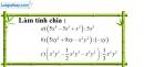 Bài 45 trang 12 SBT toán 8 tập 1