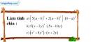 Bài 47 trang 12 SBT toán 8 tập 1