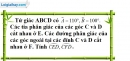 Bài 8 trang 80 SBT toán 8 tập 1