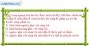 Bài 9.1 trang 23 SBT Vật Lí 12