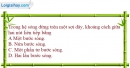 Bài 9.5, 9.6, 9.7 trang 24 SBT Vật Lí 12