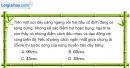 Bài II.12, II.13 trang 32 SBT Vật Lí 12