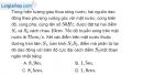 Bài II.8, II.9 trang 31 SBT Vật Lí 12