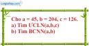 Bài 211 trang 32 SBT toán 6 tập 1