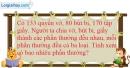 Bài 213 trang 33 SBT toán 6 tập 1