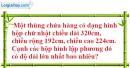 Bài 214 trang 33 SBT toán 6 tập 1
