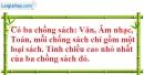 Bài 217 trang 33 SBT toán 6 tập 1