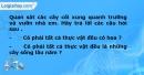 Bài 4 trang 5 SBT Sinh học 6