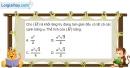 Bài 1.45 trang 22 SBT hình học 12