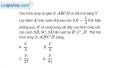Bài 1.49 trang 22 SBT hình học 12