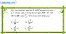 Bài 1.50 trang 22 SBT hình học 12