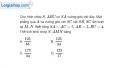 Bài 1.53 trang 23 SBT hình học 12