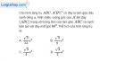 Bài 1.54 trang 23 SBT hình học 12