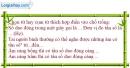 Bài 11.2 trang 26 SBT Vật lí 7