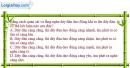 Bài 11.8 trang 27 SBT Vật lí 7
