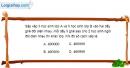 Bài 2.10 trang 73 SBT đại số và giải tích 11
