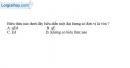 Bài 5.1, 5.2 trang 11 SBT Vật Lí 11