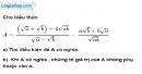 Bài 106 trang 23 SBT toán 9 tập 1