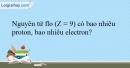 Bài 12.11 trang 30 SBT Hóa học 10