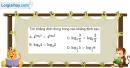 Bài 2.26 trang 110 SBT giải tích 12