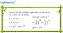 Bài 2.29 trang 117 SBT giải tích 12