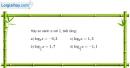 Bài 2.34 trang 118 SBT giải tích 12