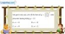 Bài 2.38 trang 118 SBT giải tích 12