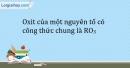 Bài 31.6 Trang 40 SBT Hóa học 9