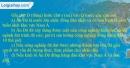 Câu 3 trang 31 SBT địa 8