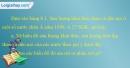 Câu 3 trang 21 SBT địa 8