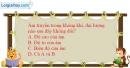 Bài 13.10 trang 31 SBT Vật lí 7