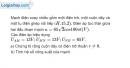 Bài 15.13* trang 44 SBT Vật Lí 12