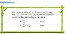 Bài 2.31 trang 77 SBT đại số và giải tích 11